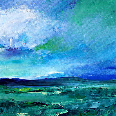 Painting - Colours Of Ireland by K McCoy