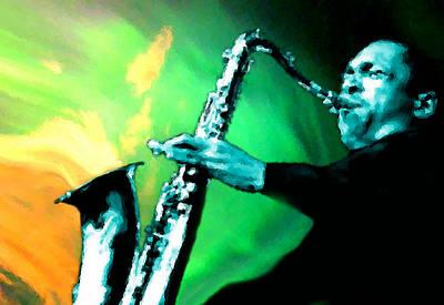 Coltrane Original by Aaron Badgley