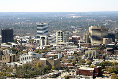 Photograph - Columbia From Above 10 by Joseph C Hinson Photography