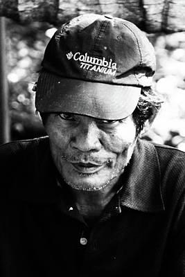 Photograph - Columbia by Jez C Self