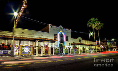 Photograph - Columbia Restaurant Ybor City by Rene Triay Photography