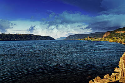 Photograph - Columbia River Gorge by Scott Hill