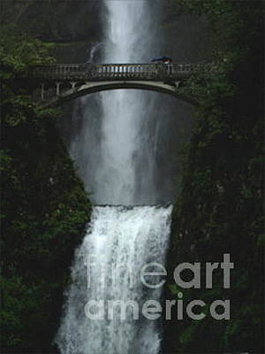 Photograph - Columbiagorge02 by Mary Kobet