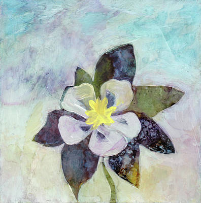 Painting - Columbine by Julie Maas