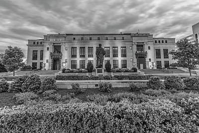 Photograph - Columbus City Hall  by John McGraw