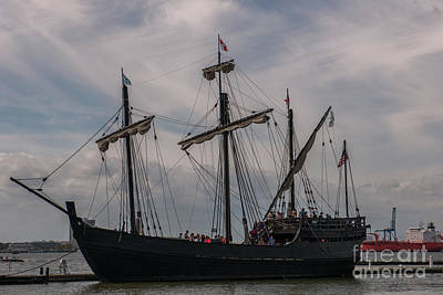 Photograph - Columbus Voyage by Dale Powell