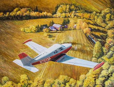Painting - Comanche by Douglas Castleman