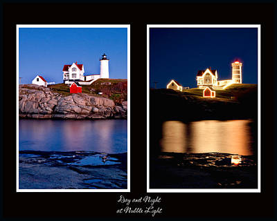 Combined Nubble Art Print by Greg Fortier