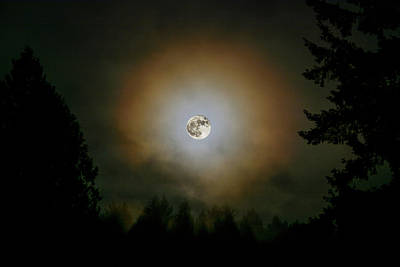 Photograph - Combined Super Moon by Tikvah's Hope