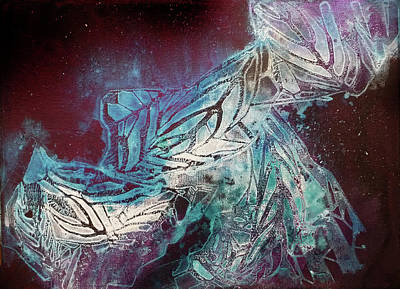 Painting - Come Alive by Cecilia Swatton