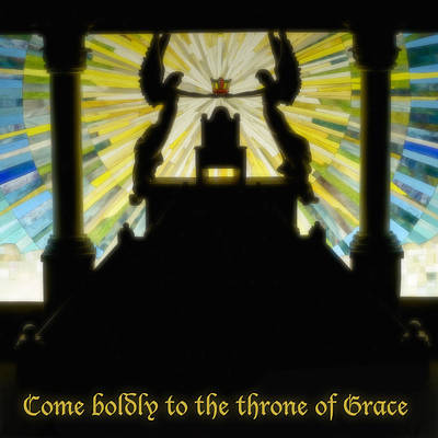 Photograph - Come Boldly To The Throne Of Grace by Cindy D Chinn