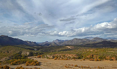 Apache Creek Photograph - Come Explore by Gordon Beck