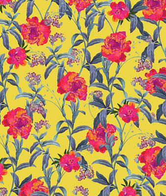 Digital Art - Come Into Blossom by Uma Gokhale