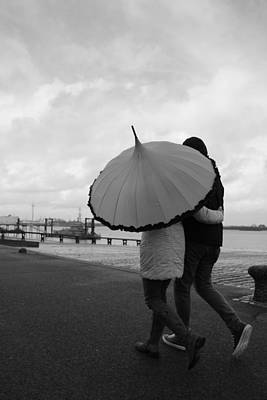 Photograph - Come Rain Or Shine by Lee Fennings