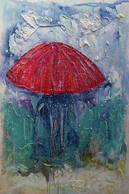 Painting - Come Rain Or Snow by John Stuart Webbstock