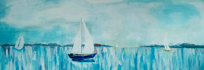 Painting - Come Sail Away by Gary Smith