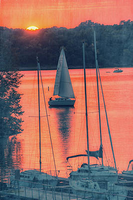 Photograph - Come Sail Away by Pamela Williams