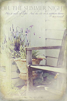 Stinson Beach California Photograph - Come Sit With Me... by Laura Palazzolo