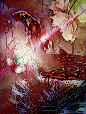 Passover Digital Art - Come The Light by Michael Richardson