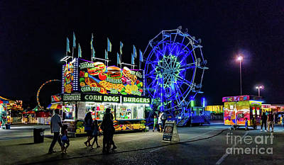 Photograph - Come To The Fair by Kathleen K Parker