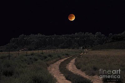 Come To The Moon Art Print