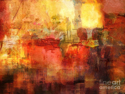 Lightscape Painting - Come Together by Lutz Baar