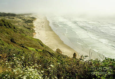 Nick Cannon Photograph - Come Walk The Beach by Nick Boren
