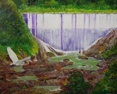 Comerio Dam Original by Tony Rodriguez