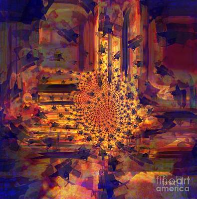 Goree Mixed Media - Comfort In The Sun by Fania Simon