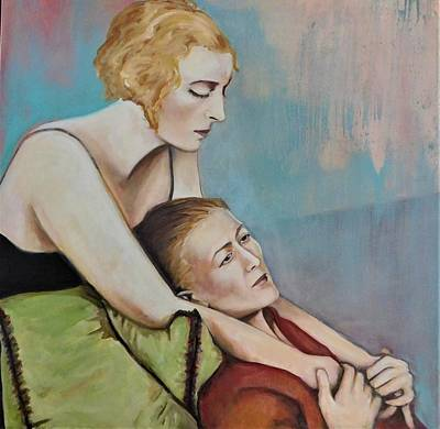 Painting - Comfort by Irena Mohr
