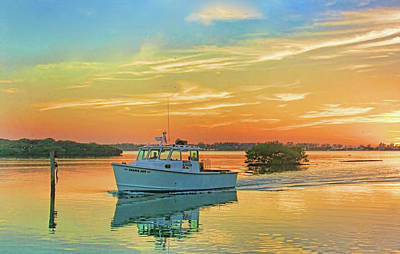 Photograph - Coming Home by HH Photography of Florida