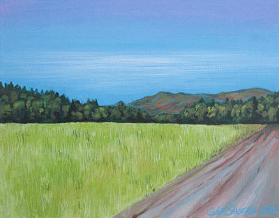 Painting - Coming Home by Jeff Seaberg