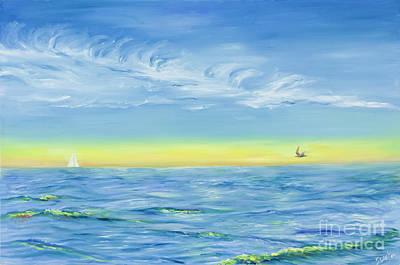 Painting - Coming Home by Sweta Prasad