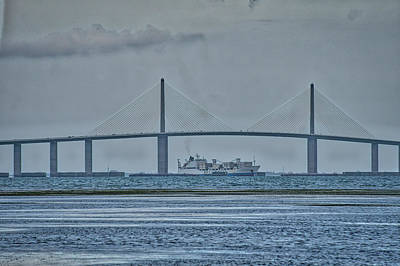 Photograph - Coming Into Port by Jane Luxton