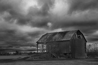 D700 Photograph - Coming Storm In The Country by Tim Kennedy