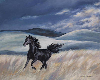 Painting - Coming Storm by Patricia Baehr-Ross