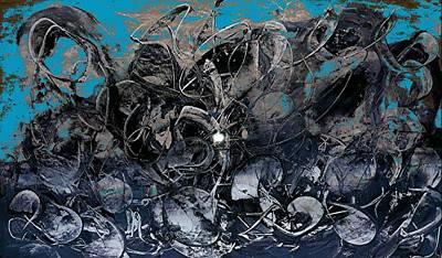 Coming To Life  Art Print by Teodoro De La Santa
