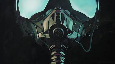 Commander  Original by Harm Plat