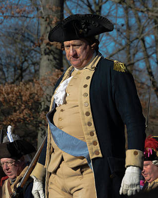 Photograph - Commander In Chief Washington by Steven Richman