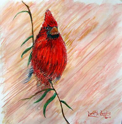 Painting - Commander by Loretta Luglio