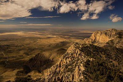 Mountain Royalty-Free and Rights-Managed Images - Commanding View by Aaron Bedell