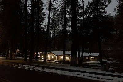 Photograph - Commellinis Event Center - Spokane by Daniel Hagerman