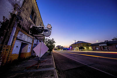 Photograph - Commerce East by Micah Goff