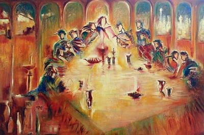 Communion Original by Rayla Noel