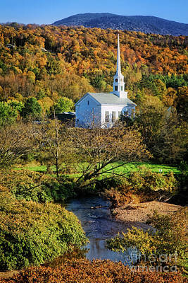 Photograph - Community Church by Scott Kemper