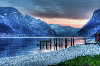 Como's Lake Art Print by Andrea Barbieri