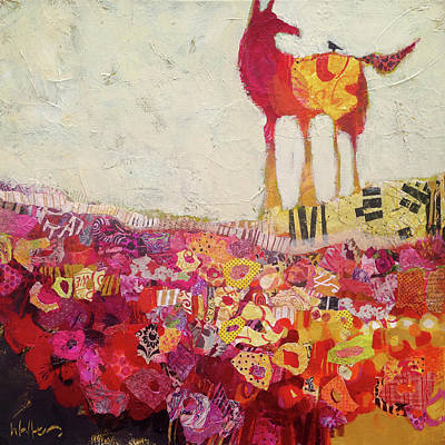 Painting - Companions by Shelli Walters