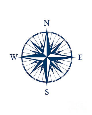 Compass Rose Original
