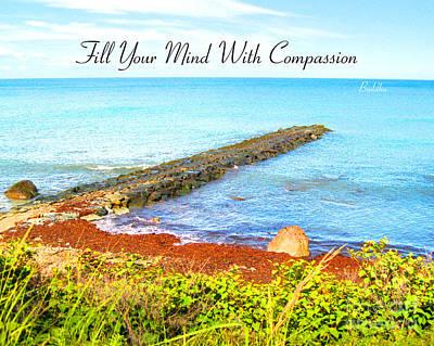 Digital Art - Compassion by Joseph Re