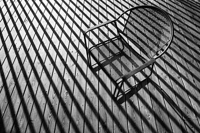 Photograph - Competing Lines by Todd Klassy